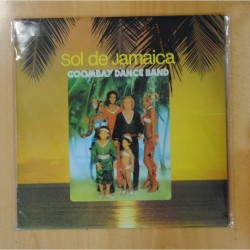 GOOMBAY DANCE BAND - SOL DE JAMAICA - LP