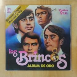 LOS BRINCOS - ALBUM DE ORO - GATEFOLD - 2 LP