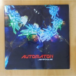 JAMIROQUAI - AUTOMATON - GATEFOLD - 2 LP