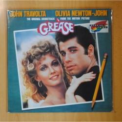 GREASE B.S.O. - VARIOS - 2 LP