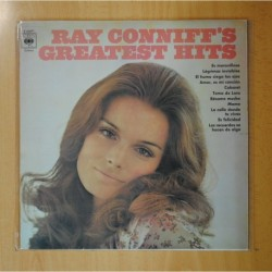 RAY CONNIFF - GREATEST HITS - LP