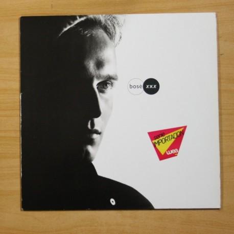 MIGUEL BOSE - XXX - LP