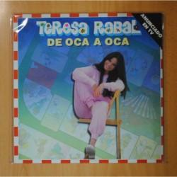TERESA RABAL - DE OCA A OCA - LP