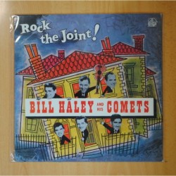 BILL HALLEY & HIS COMETS - ROCK THE JOINT ! - LP