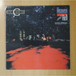 C. C. CATCH - HEAVEN AND HELL - MAXI