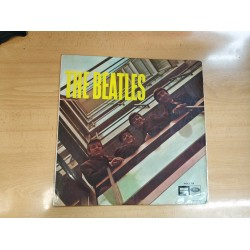 BEATLES - PLEASE PLEASE ME - 1 EDICION MOCL 120 MUCHO USO, PROBADO - LP