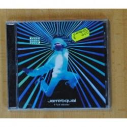 JAMIROQUAI - A FUNK ODYSSEY - CD