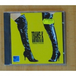TRANS X - TRANS X XCESS - CD
