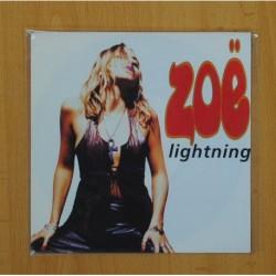 ZOE - LIGHTING / SUNSHINE ON A RAINING DAY - SINGLE
