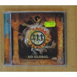 VARIOS - GO GLOBAL - CD