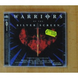 VARIOS - WARRIORS OF THE SILVER SCREEN - CD