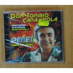 PERET - TODOS SUS EXITOS - CD