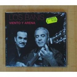 LOS BANIS - VIENTO Y ARENA - CD