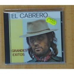 EL CABRERO - GRANDES EXITOS - CD