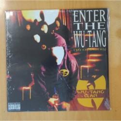 WU TANG CLAN - ENTER THE WU TANG - LP