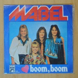 MABEL - BOOM BOOM - SINGLE