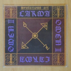MYSTERIOUS ART - CARMA / OMEN 2 - SINGLE