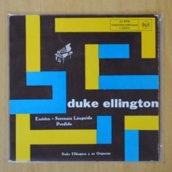 DUKE ELLINGTON - EXOTICA + 3 - EP