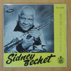 "SIDNEY BECHET - MUSICA DE LA PELICULA "" SERIE NOIRE "" - ME TOCA PAGAR + 3 - EP"