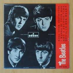 THE BEATLES - ROLL OVER BEETHOVEN + 3 - EP