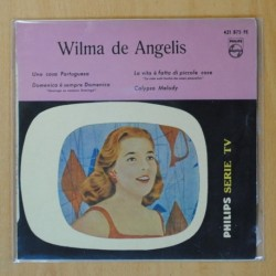 WILMA DE ANGELIS - UNA CASA PORTUGESA + 3 - EP
