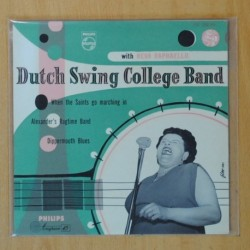 NEVA RAPHAELLO & THE DUTCH SWING COLLEGE BAND - WHEN THE SAINTS GO MARCHING IN + 3 - EP