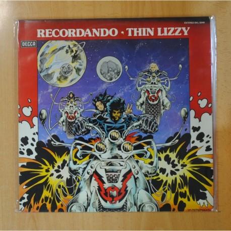 THIN LIZZY - RECORDANDO - PROMO - LP