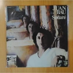 JUAN BAU - SOÑARE - LP
