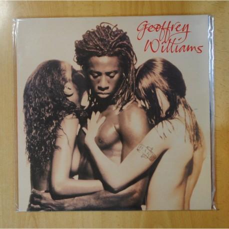 GEOFFREY WILLIAMS - BARE - LP