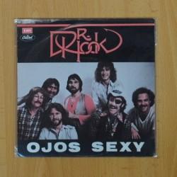 DR. HOOK - OJOS SEXY / HELP ME MAMA - SINGLE