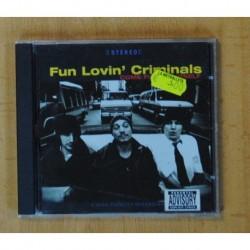 FUN LOVIN CRIMINAL - COME FIND YOURSELF - CD