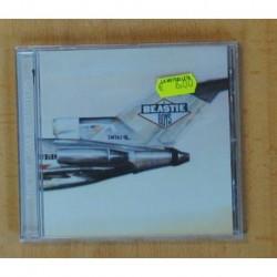 BEASTIE BOYS - LICENSED TO ILL - CD
