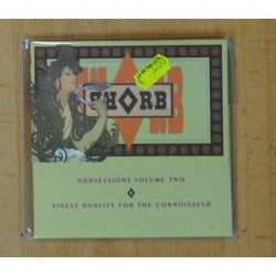 THE ORB - ORBSESSIONS VOLUME TWO - CD