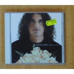 CARLOS VIVES - DEJAME ENTRAR - CD