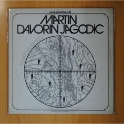 MARTIN DAVORIN JAGODIC - TEMPO FURIOSO - GATEFOLD - LP