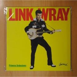 LINK WRAY - PRIMERAS GRABACIONES - LP