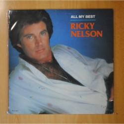 RICK NELSON - ALL MY BEST - LP