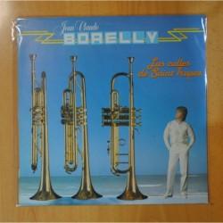 JEAN CLAUDE BORELLY - LAS CALLES DE SAINT TROPEZ - LP