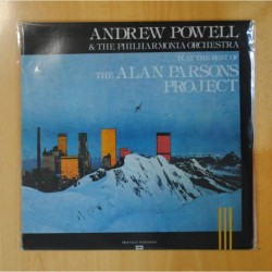 ANDREW POWELL & THE PHILARMONIA ORCHESTRA - PLAY THE BEST OF ALAN PARSONS PROJECT - LP