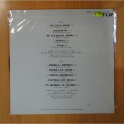 JUANITO VALDERRAMA - JUANITO VALDERRAMA - LP [DISCO VINILO]