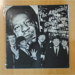 THE ANIMALS WITH SONNY BOY WILLIAMSON - THE ANIMALS WITH SONNY BOY WILLIAMSON - LP