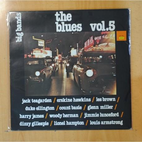 VARIOS - BIG BANDS / THE BLUES VOL. 5 - LP
