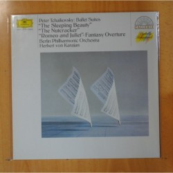 PETER TCHAIKOVSKY / HERBERT VON KARAJAN - BALLET SUITES - LP