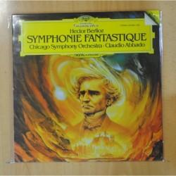 HECTOR BERLIOZ / CLAUDIO ABBADO - SYMPHONIE FANTASTIQUE - LP