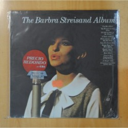 BARBRA STREISAND - THE BARBRA STREISAND ALBUM - LP