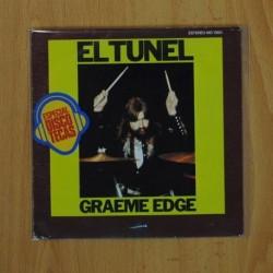 GRAEME EDGE - EL TUNEL / JINETE SIN MONTURA - SINGLE