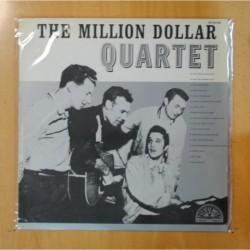 ELVIS PRESLEY / VARIOS - THE MILLION DOLLAR QUARTET - LP