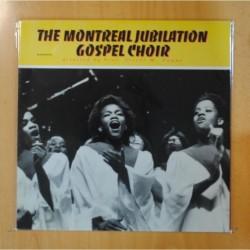 THE MONTREAL JUBILATION GOSPEL CHOIR - JUBILATION II - LP