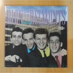 DION AND THE BELMONTS - DION AND THE BELMONTS HITS - GATEFOLD - LP