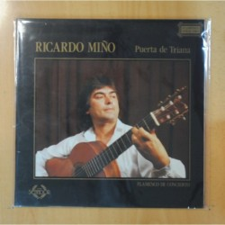 RICARDO MIÑO - PUERTA DE TRIANA - GATEFOLD - LP